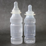 Bottiglia di alimentazione di plastica a gettare dell'HDPE