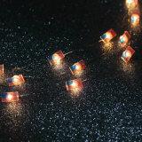 上の販売の国旗の形LED装飾的なライト