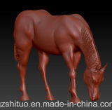 조각품 말, 고객은 물자를 주문을 받아서 만들 수 있고 Sculpture, Our Company의 크기는 금속 조각품을 일으키기를 전문화한다