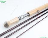 euro pesca Rod della mosca di Spey di stile 5/6wt di 14FT