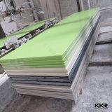 Lastra di superficie solida acrilica di pietra del materiale 100% della costruzione