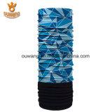 Выдвиженческий задействуя безшовный связанный изготовленный на заказ приполюсный Bandana Headwear ватки