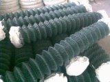 PVC 입히는 철망사 체인 연결 담 싼 가격