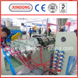 Vertente 4 tubo de PVC fazendo a máquina