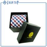 Le polyester de modèle de logo d'OEM attache l'emballage de boîte-cadeau