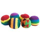 Sacco di Hacky lavorato a maglia ricamo su ordinazione per ricreazione