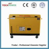 10kVA refrigerados por aire de 3 Fases de generación Diesel Eléctrico establecido