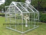 알루미늄 취미 정원 온실 (SW606)