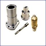 Pièces de machines personnalisées, pièces mécaniques, usinage CNC de laveuse en aluminium