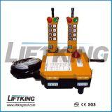 Control remoto inalámbrico para Telecrane alzamiento