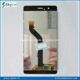 Visualización del LCD del teléfono celular para la asamblea del digitizador del tacto de Huawei P9 Lite LCD