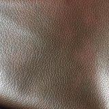 2.0mm Thick Cotton Backing PU Cuir pour meubles Hx-F1703