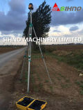 cordon de laser de qualité de 2-4.5m nivelant la machine à vendre