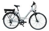 Bici elettrica elettrica della strada della bici M713 con la garanzia elettrica a basso rumore eccellente di Ebicycle della città della bici certificata En15194 del Ce dell'onda di seno della rotella 700c 2 anni