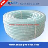 Boyau renforcé de fil d'acier de PVC