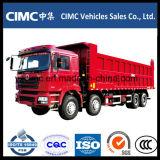 Caminhão de descarga de HOWO 6X4 371HP com o pneu 12r24
