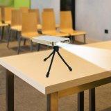 PROJEKTOR DLP-Pocket Projektor des DLP-100wm beweglicher Projektorandroid-5.1 Minides systems-WiFi