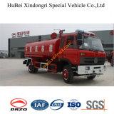 판매 Euro3를 위한 9ton Dongfeng 물 화재 물뿌리개 트럭