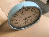 Reloj de pared viejo del efecto