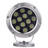Color blanco Hl-Pl03 del grado LED de la luz subacuática por encargo superior de la piscina