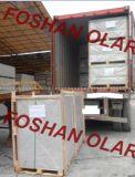 Placa de silicato de cálcio com 100% de amianto livre para teto e parede