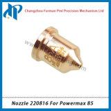 Pijp 220816 voor Verbruiksgoederen van de Scherpe Toorts van het Plasma van de Macht de Maximum 85 85A