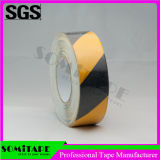 Somi 테이프 Sh908는 까만 노란 안전 수영풀을%s 반대로 미끄러짐 보행 테이프를 방수 처리한다