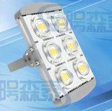 Iluminación al aire libre de la lámpara LED de la Proyecto-Luz de la luz 100W 200W 300W 400W del camino de la potencia LED de Hight