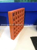 Rallar rallar Mini-Mesh moldeado de plástico reforzado con fibra
