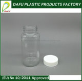 Contenitore di plastica della pillola dell'animale domestico bianco all'ingrosso di colore 150ml