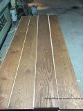 Plancher en bois conçu par chêne Smoked foncé