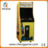 Macchina dritta del gioco della galleria di Pacman dello spingitoio della moneta con 60 giochi