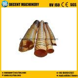 PVC a prova di fuoco ignifugo di alta qualità speciale ritrattabile multiuso del tubo della maglia del PVC del condotto di aria