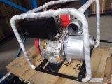 Heet verkoop het Afval van 4 Duim/de Vuile die Pomp van het Water door 16HP Dieselmotor wordt gedreven
