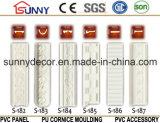 Moulage ordinaire décoratif et intérieur d'unité centrale (polyuréthane) de corniche