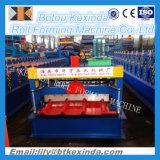 Rolo 1000 que dá forma à folha chinesa do telhado do fabricante da máquina que faz o fornecedor da máquina