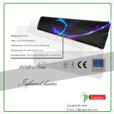 赤外線暖房のパネル1800W