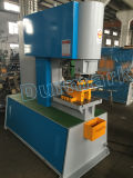 35 Tonnen-Eisen-Arbeitskraft-hydraulisches Blech-scherende und lochende Maschine