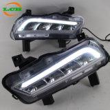 Diseño clásico de luces diurnas LED para Chevrolet Cruze