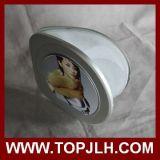 カスタムプリント昇華アルミニウムシートの挿入プラスチックCDボックス