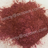 88423 gel viola/rosso di scintillio del manicure del Chameleon inchioda il pigmento