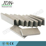 Segmento do diamante do JDK para a estaca do Sandstone