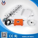 Repetidor de señal de Plata Mini Amplificador de señal 2g para la oficina en casa con la antena de China