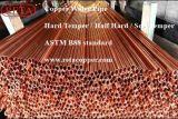 Hartes Temperament-Wasser-Kupfer-Rohr
