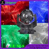 12X12W RGBW 4in1のフットボールLEDの移動ヘッド段階の照明
