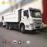 Sinotruk HOWO 30ton 20m3 6X4のダンプトラックのダンプカートラック