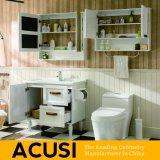 Festes Holz-Badezimmer-Eitelkeits-Badezimmer-Schrank-Badezimmer-Möbel (ACS1-W30)