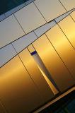 Los paneles compuestos de cobre para la pared