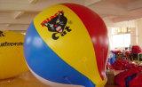 Grande sfera gonfiabile di goccia dell'acqua dell'elio