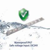 O diodo emissor de luz IP67 impermeável do Potting do silicone cresce claro para a fábrica da planta